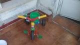 triciclo de bebe - foto