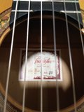 guitarra ciprés prudencio sáez 22 - foto