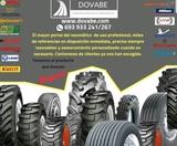 Neumáticos camión y remolque - foto