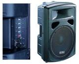 Vendo 2 altavoces amplificados. - foto