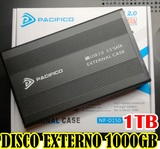 "Hd externo 1000gb  1tb 3.5""  con cables - foto"