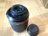 Vendo objetivo Nikon AF-S DX VR 55-200 - foto