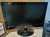Monitor LG con teclados - foto