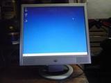 Monitor de 17 pulgadas con altavoces - foto