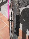 Bicicleta para niña talla 24.  Por 70  t - foto