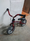 Bici sin pedales - foto