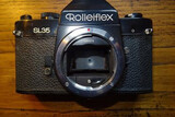 Rolleiflex sl 35 - foto