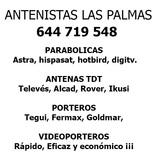 Antenistas Las Palmas - foto