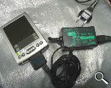 Sony Clié TJ 35 E ProGps - foto