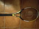Raqueta tenis adulto - foto