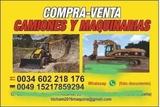 COMPRO CAMIONES \\\\ MAQUINARIA. . . . :  - foto