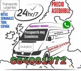 mudanzas y transporte dsd 30  Barcelona - foto