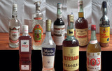 Botellas de bebidas - foto