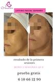 masaje facial japonés - foto