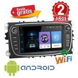 Radio pantalla android ford/focus/s-max/ - foto