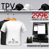Tiendas de ropa y bazares con TPV - foto