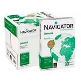 Papel Navigator A4 80 gr. 5x500 - foto