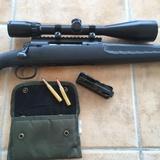 Rifle caza mayor - foto