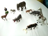 Figuras animales gran zoo comansi - foto