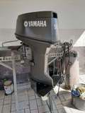 MOTOR YAMAHA 50CV - foto