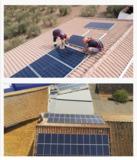 Instalaciones fotovoltaicas - foto