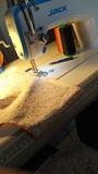taller de confección de ropa - foto