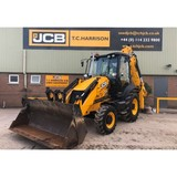 JCB 3CX CASE CAT - foto