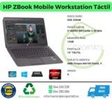 HP ZBook 14 Mobile Workstation Táctil - foto