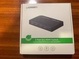 Switch Conmutador HDMI - foto