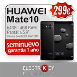 HUAWEI MATE 10 64GB SEMINUEVO