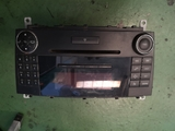 radio cd original Mercedes w211 w203 e c - foto
