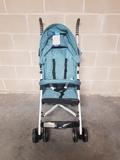 Silla de paseo ergo azul(exposición) - foto