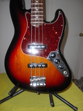Vendo fender amarican jazz bass - foto