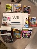 Wii con 7 juegos. - foto