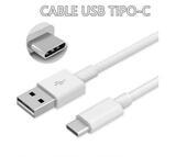 Cable USB Tipo C 3.1 Carga y Datos 1M - foto