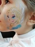 Pinta caritas/ face painting - foto