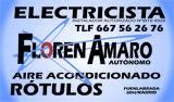 Electricista - rÓtulos -LED - foto