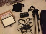 Cámara de video 4ksony con todo por 300 - foto