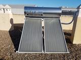 tecnico en placas solares Agua caliente - foto