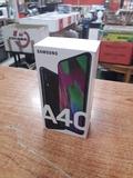 Smartphone samsung a40 64gb sin usar - foto