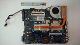 toshiba satelite L500-PLACA BASE DEFECT - foto