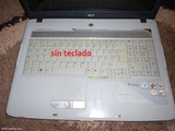 Acer aspire 7220 despiece - foto