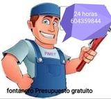 fontanero barato Madrid y pueblos - foto