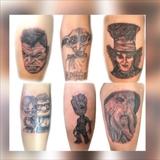 Tatuaje grao de gandia - foto