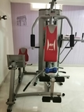 máquina de gimnasio multitarea - foto