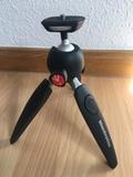 Mini trípode negro - foto