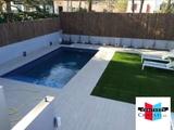 Construcción piscinas de hormigón Toledo - foto