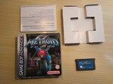 Metroid Fusion. Gameboy Advance - foto
