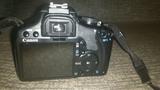 Cámara Canon EOS 450D y dos objetivos - foto