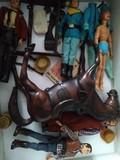 Compro juguetes madelman - foto